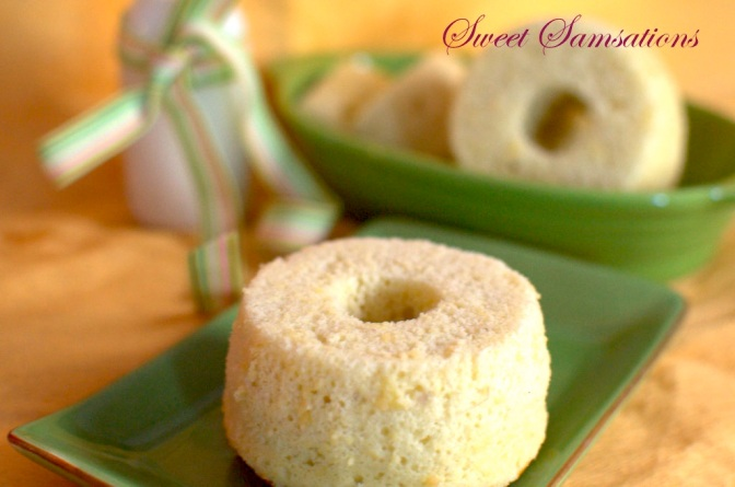 Durian Chiffon Cake