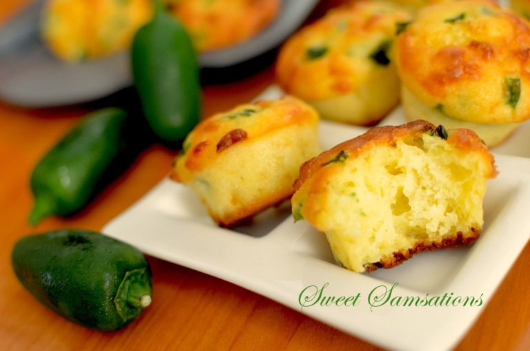delicious savoury muffins recipe