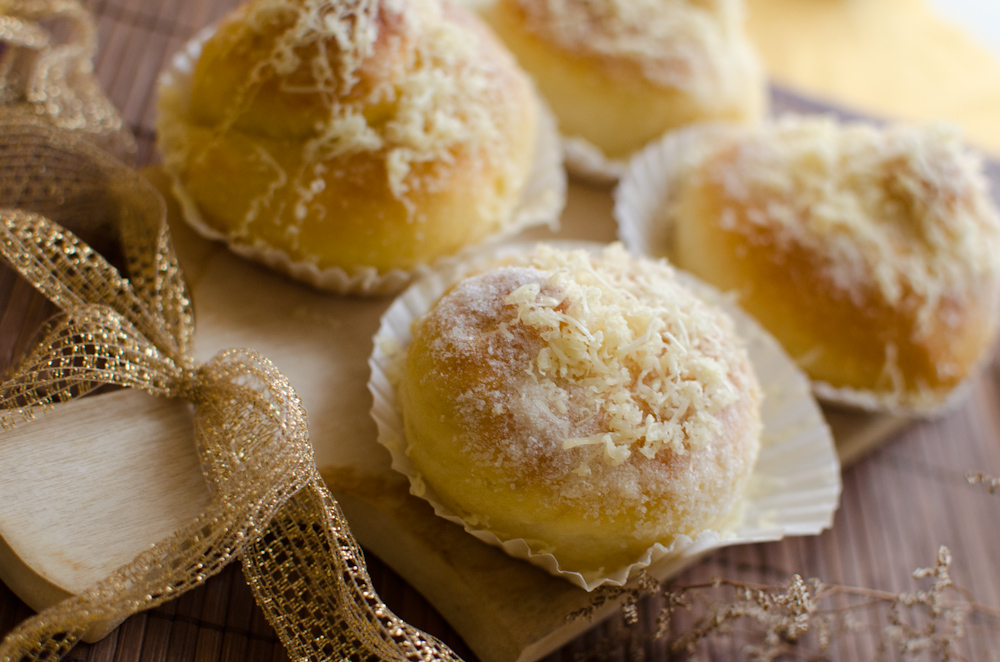 Anyway, I decided to bake up an ensaymada as my guest post. You can ...