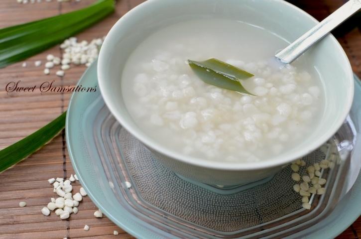Lemon Barley Water Recipe