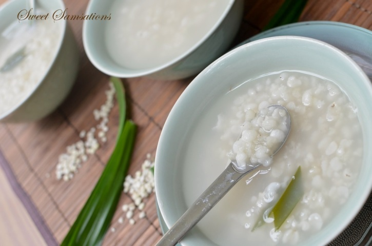 Singapore Barley recipe