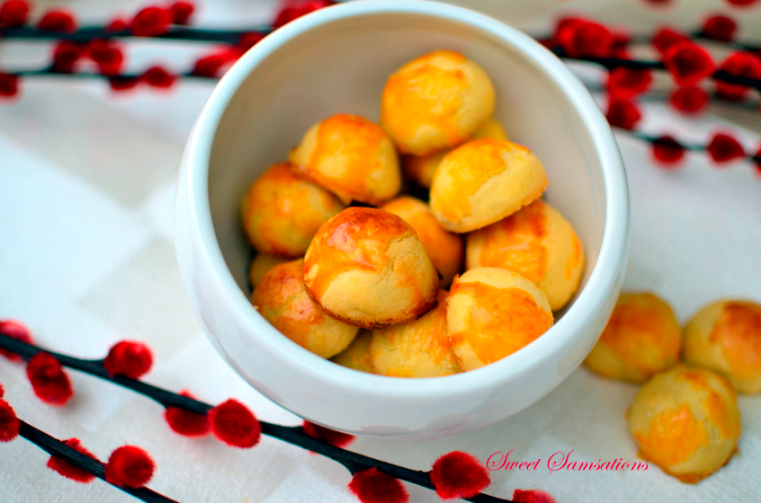 CNY Pineapple Tarts