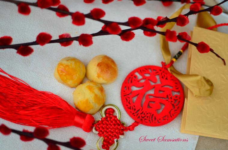 Best Pineapple Tarts Chinese New Year