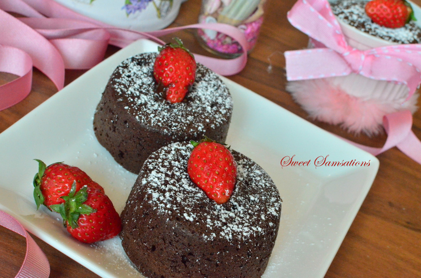 Best Molten Chocolate Cake