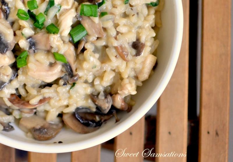 Mushroom Risotto All Recipes