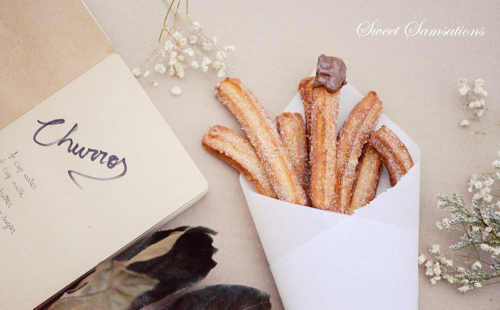 Easy Mexican Churros Recipe