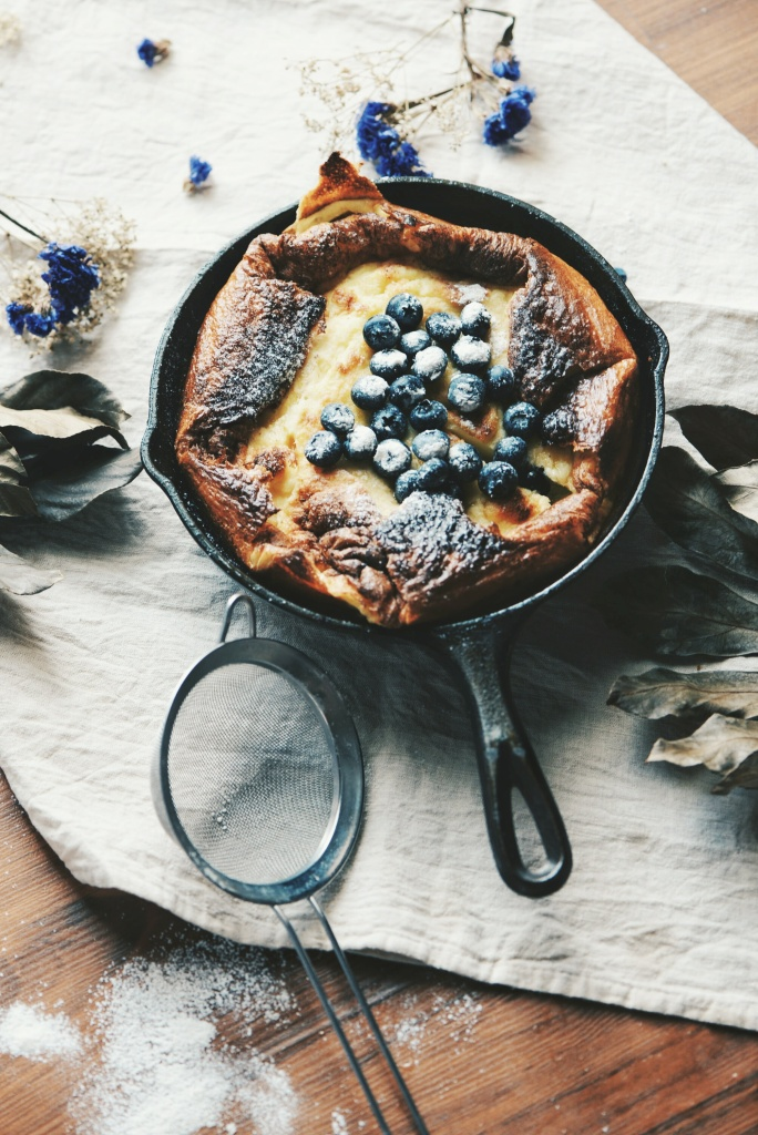 Easy Dutch Baby Pancakes