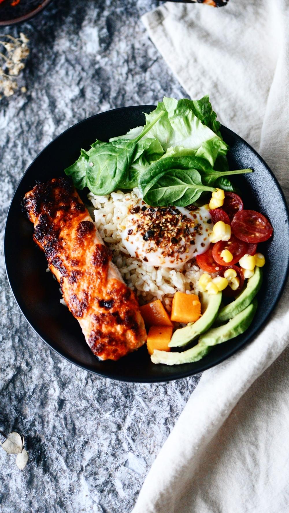 Mentaiko Salmon Recipe